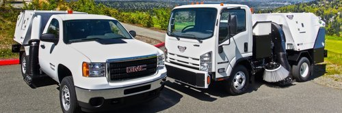 Parking Lot and garage sweeping and cleaning in eugene and springfield OR